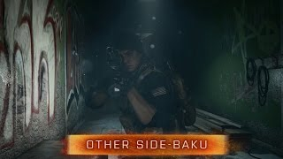 The Other Side - Issue 3: Baku 4K Ultra 60FPS
