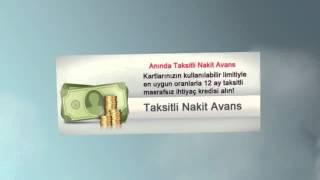 Kredi Karti Borcu Taksitlendirme