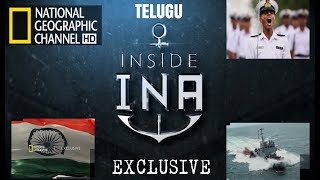 [Telugu] Inside INA [Indian Naval Acadamy]│National Geographic Channel 15 - 08 - 2017