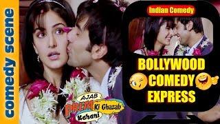 Ranbir Proposes Katrina - Ajab Prem Ki Gazab Kahani - Bollywood Comedy Express - Indian Comedy
