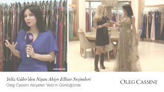 Oleg Cassini Nişan Elbise Modelleri Yeliz