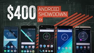 The Best $400 Android Smartphone