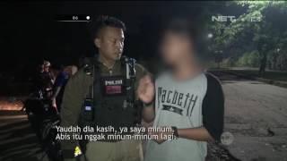 Kepergok Petugas Gunakan Obat Terlarang, Pemuda ini Malah Ribut di Tengah Jalan - 86