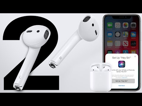 AirPods 2 Released Giveaway & AirPower Next