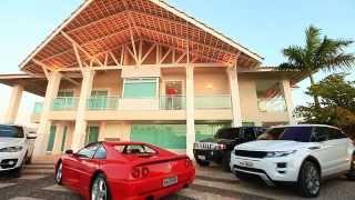 Forró Estourado - Garagem Milionária ( Clipe Oficial )