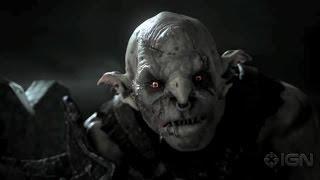 Middle-earth: Shadow of Mordor - E3 2014 Gravewalker CG Trailer