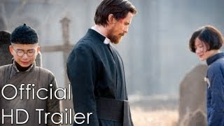 The Flowers of War (2011) Trailer #3 - Christian Bale