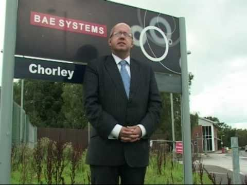 BAe Systems Heapey Depot Conspiracy www.secret-bases.co.uk