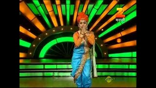 Eka Peksha Ek Apsara Aali September 9, 2013 - Manasi Naik