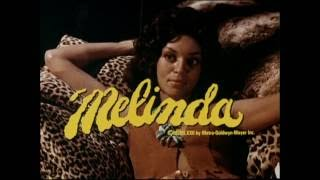 Melinda (1972) movie trailer