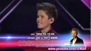 Jai Waetford - Winner's Single - Your Eyes - Grand Final - The X Factor Australia 2013