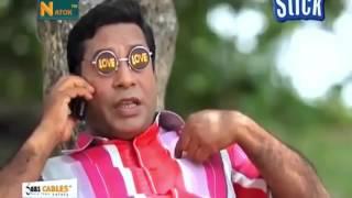 mosharof funny videos prame pagol |Mosharraf Karim bangla comedy natok 2015