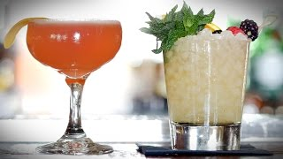 5 Vintage Cocktails Ready For A Comeback