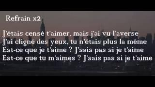 Maître Gims - Est-ce que tu m'aimes - Lyrics + Free Download