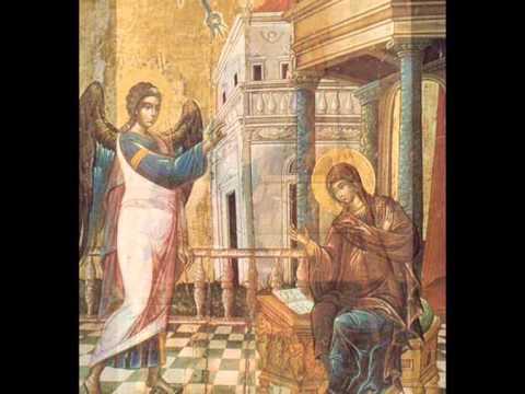 Αγνή Παρθένε , O Virgin Pure,   (ARABIC- GREEK) عذراءُ يا ام الاله