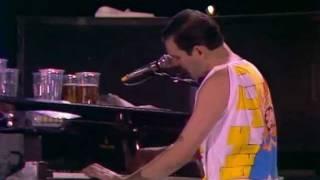 Bohemian Rhapsody (Live at Wembley 11-07-1986)