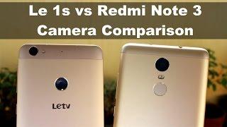 Redmi Note 3 vs Le 1s: Camera Comparison with Lots of Sample Photos