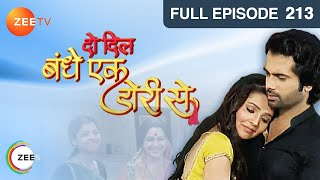 Do Dil Bandhe Ek Dori Se - Episode 213 - June 02, 2014