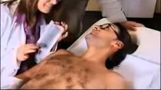 أجمد مقطع في فيلم حد سامع حاجه   رامز جلال   YouTube