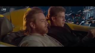 Star Wars Episode II  Bouny Hunter Chase