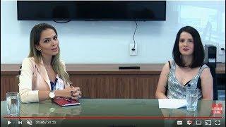 Entrevista | Chiara Leão - Aprovada em 3º lugar no concurso ISS/Criciúma