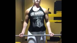 FBB Rachel Plumb - This Girl Is Much Stronger Than You