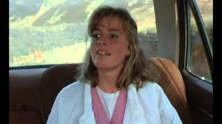 LINK (1986) movie - Scene from LINK, travelling landscape