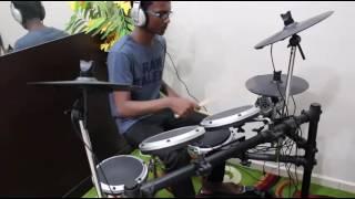KAYALVIZHI-Mugen Rao - DRUM COVER