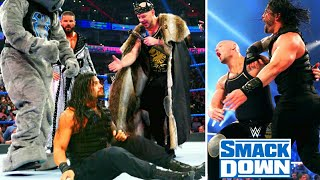 WWE Smackdown December 6th, 2019 Highlights Preview | Roman Reigns | The Fiend Results & Winners