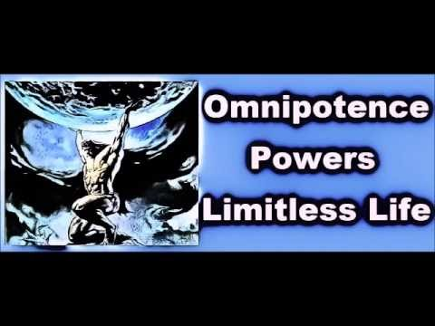 How To Be Omnipotent - Limitless Mindset Subliminal Affirmations Recording