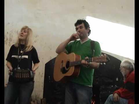 Vicki and Trefor Williams at Miskin Festival 2006