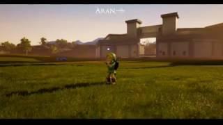 Hyrule Field Zelda OoT UE4 - WIP