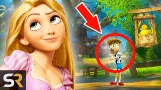 9 Shocking Hidden Messages In Disney Movies
