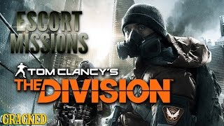 Why All Ubisoft Games Are The Same (Tom Clancy