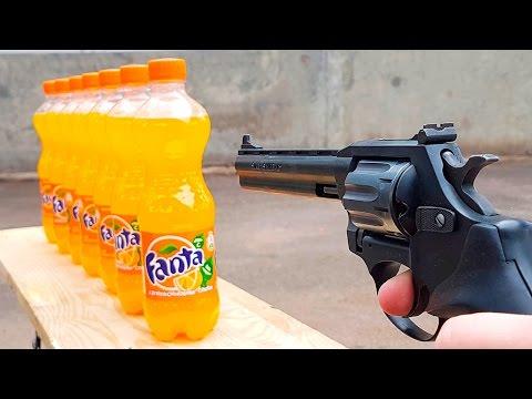 EXPERIMENT GUN vs Fanta