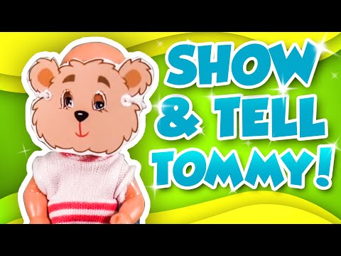 Xxx Mp4 Barbie Show And Tell Tommy Ep 142 3gp Sex