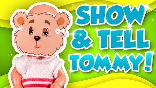 Barbie - Show and Tell Tommy   Ep.142