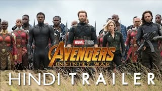 Avengers: Infinity War - HINDI Trailer# 2 | ft. Mohd. Salman