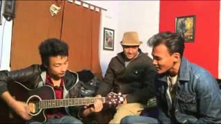 meri bheegi bheegi si - Raw cover