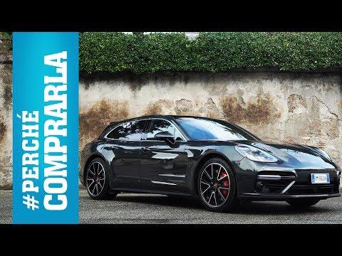 Porsche Panamera Sport Turismo Turbo Perché comprarla e perché no