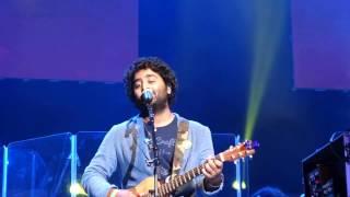 Arijit Singh Live Leicester Raabta