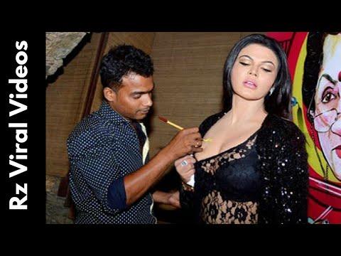 Xxx Mp4 Rakhi Sawant Calls Sunny Leone A Pron Star 3gp Sex