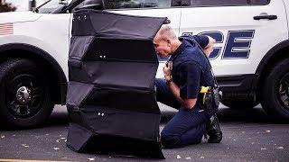 6 إختراعات مذهلة و مهمة لأفراد الشرطة , بالتاكيد لم تسمع عنها من قبل .. !!