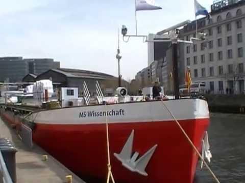 Xxx Mp4 Impressionen Vom Ausstellungsschiff MS Wissenschaft 2013 Am Schiffbauer Damm Berlin 3gp Sex