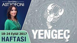Yengeç Burcu Haftalık Astroloji Burç Yorumu 18-24 Eylül 2017