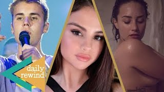 Selena Gomez COPIES Kylie Jenner? Demi Lovato HACKED? Justin Bieber vs The Weeknd? -DR