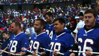 Buffalo Bills Drumline led by Jordan Elbridge Family And Friends