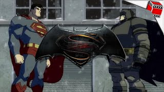 Batman Vs Superman  - Nova Animação [Dublada]
