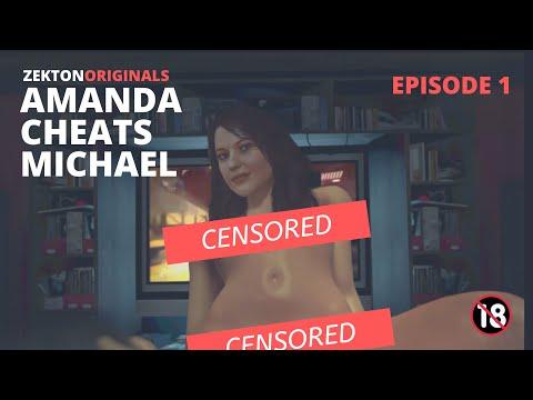 AMANDA CHEATS MICHAEL AND FUCKS WITH FRANKLIN (PART 1) | GTA 5 | Rockstar Editor