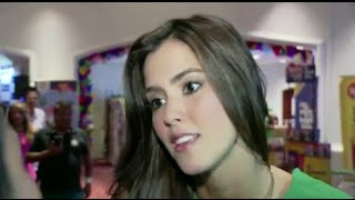 Entrevista Miss Universo Paulina Vega en la Red Caracol